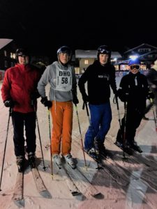 Younger Parallel Slalom 2017 Winners Picture