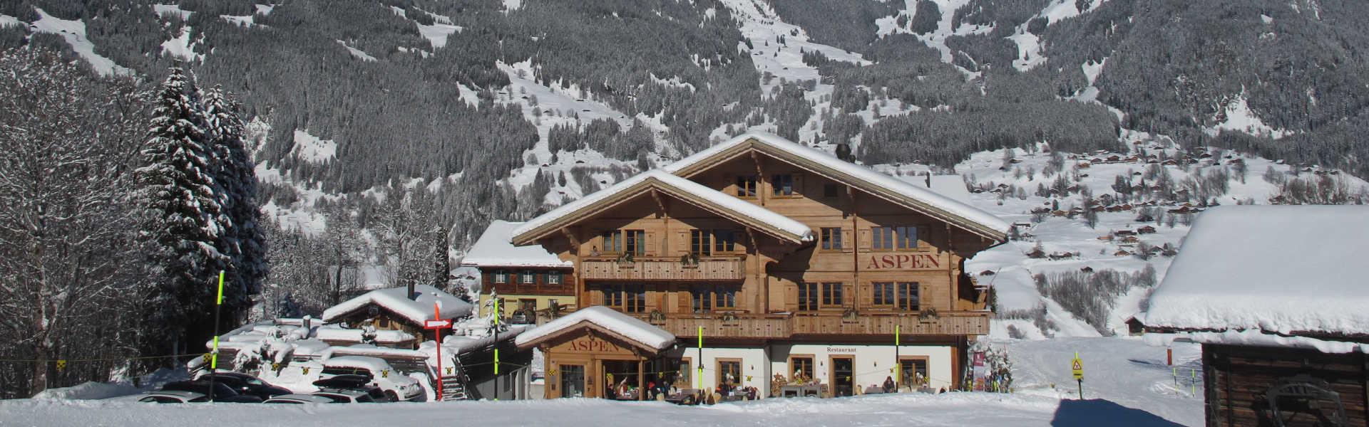 Aspen Hotel Grindelwald