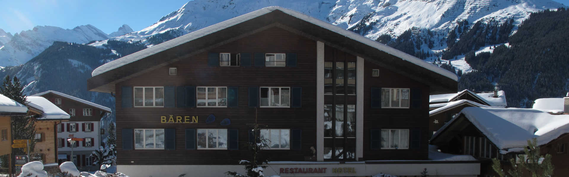Baren Hotel