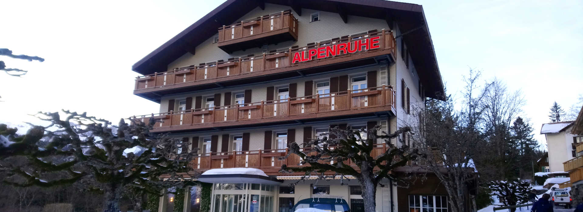 Alpenruhe Hotel
