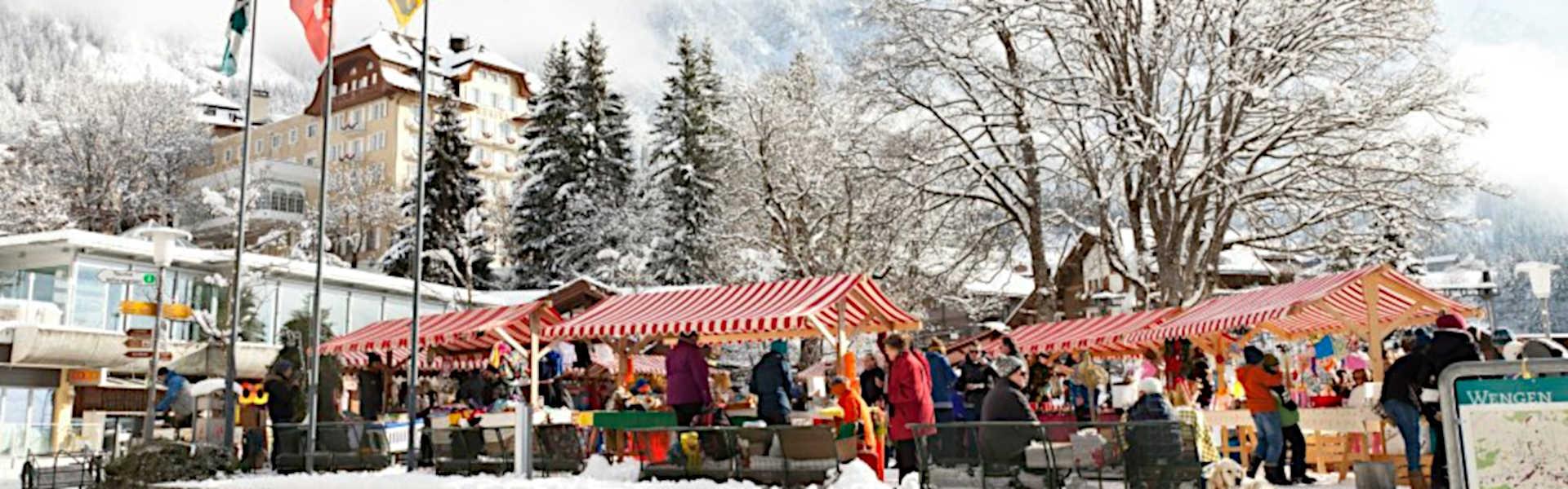 Wengen Advent Market